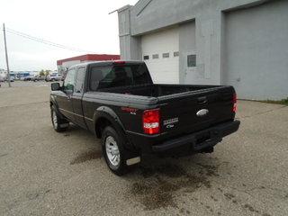 2010 Ford Ranger SUPERCREW