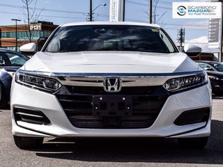 2018 Honda Accord LX 1 OWNER WINTER TIRES