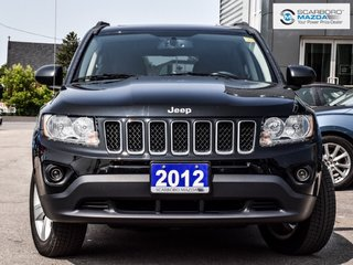 2012 Jeep Compass Sport/North NO ACCIDENTS BLUETOOTH