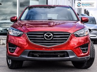 2016 Mazda CX-5 GT 1 OWNER ACCIDENT FREE WINTER TIRES