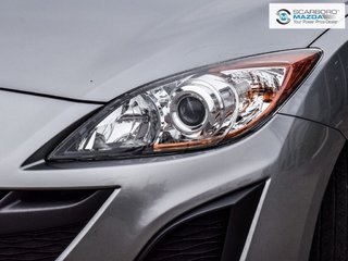 2011  Mazda3 Sport 1 OWNER NO ACCIDENT AUTO HATCHBACK