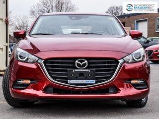 2018 Mazda Mazda3 Sport GS 75.24/week FINANCE 0DOWN