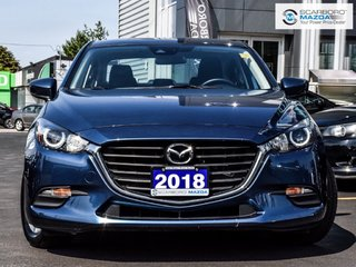2018  Mazda3 GS FREE NEW WINTER TIRES NO ACCIDENT