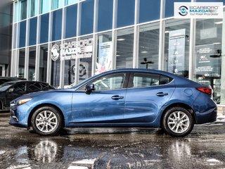 2018  Mazda3 GS BLIND SPOT MONITORING