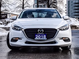 2018 Mazda Mazda3 GS BLIND SPOT MONITORING