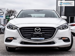 2018  Mazda3 GS 1 OWNER BLIND SPOT MONITORING