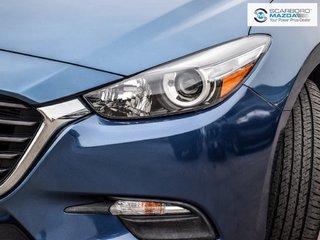 2018  Mazda3 GS 1 OWNER BLIND SPOT MONITORING