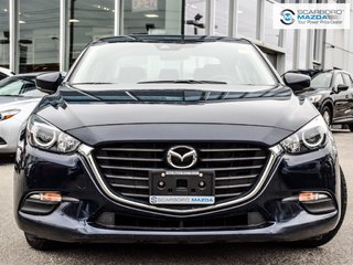 2018  Mazda3 GS FREE NEW WINTER TIRES NO ACCIDENTS