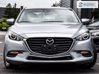 2018  Mazda3 GS 1 OWNER NO ACCIDENT