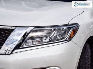 2015 Nissan Pathfinder SL NAV AWD 7PASSENGER LEATHER