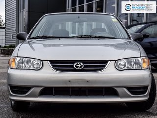 2001 Toyota Corolla LOW LOW KM NO ACCIDENT LOOK LIKE NEW