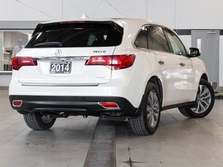 2014 Acura MDX Tech at