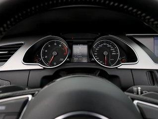 2013 Audi A5 2.0T Prem Plus Tip qtro Cab
