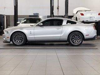 2011 Ford Mustang GT500 w/SVT Performance Package