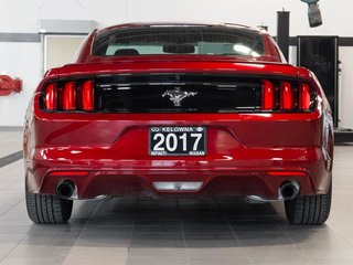 2017 Ford Mustang Fastback