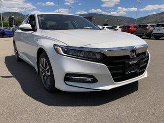 2019 Honda Accord Hybrid Sedan Touring