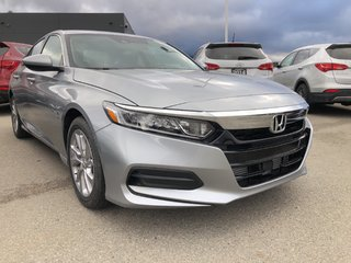 2019 Honda Accord Sedan LX CVT