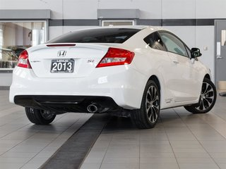 2013 Honda Civic Coupe SI 6MT