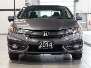 2014 Honda Civic Coupe EXL-NAVI CVT