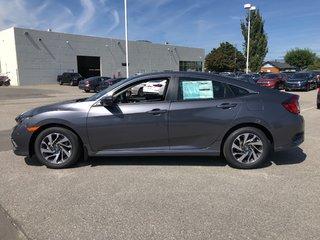 2019 Honda Civic Sedan EX CVT