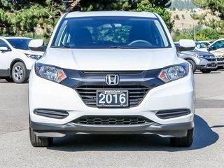 2016 Honda HR-V LX 4WD CVT