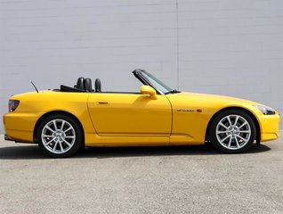 2006 Honda S2000 Coupe 6sp