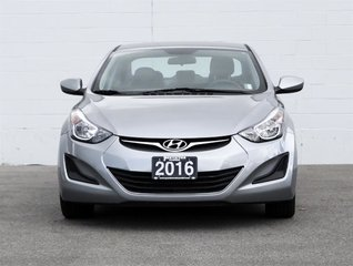 2016 Hyundai Elantra Sedan GL - at