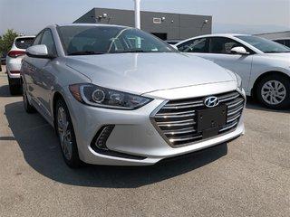 2018 Hyundai Elantra Sedan Limited