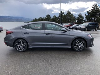 2019 Hyundai Elantra Sedan Sport - DCT