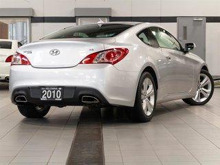 2010 Hyundai Genesis Coupe 3.8L at