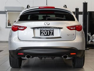 2017 Infiniti QX70 Sport