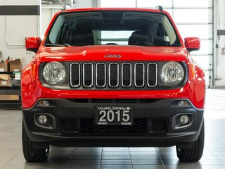 2015 Jeep Renegade 4x4 North