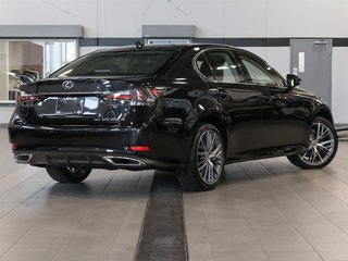 2018 Lexus GS350 Executive Package