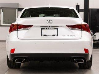 2019 Lexus IS 300 AWD Luxury Package