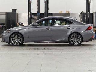 2018 Lexus IS 350 AWD F-Sport Series 2