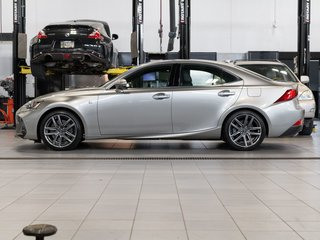 2018 Lexus IS 350 F-Sport Series 2
