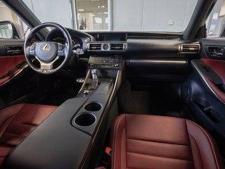 2019 Lexus IS 350 AWD F-Sport Series 2
