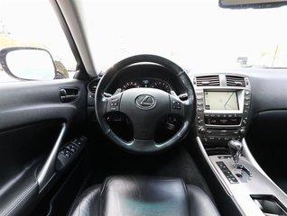 2008 Lexus IS250 AWD 6A