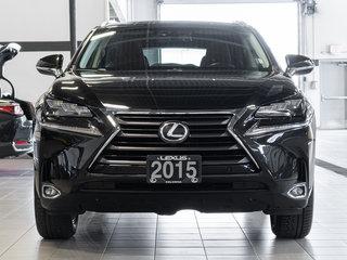 2015 Lexus NX 200t Luxury Package