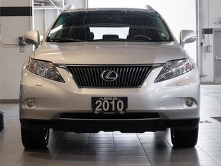 2010 Lexus RX350 Touring Package