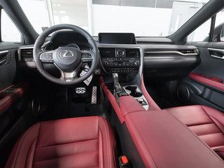 2018 Lexus RX350 F-Sport Series 2