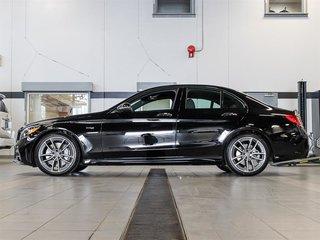 Kelowna Mercedes-Benz | New 2019 Mercedes-Benz C43 AMG