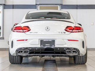 2019 Mercedes-Benz C63 S AMG Coupe