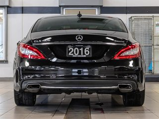 2016 Mercedes-Benz CLS400 4MATIC Coupe
