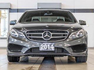 2014 Mercedes-Benz E350 4MATIC Sedan