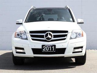 2011 Mercedes-Benz GLK350 SUV