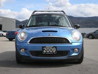 2009 MINI Cooper S Clubman S