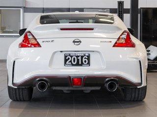 2016 Nissan 370Z Nismo Edition