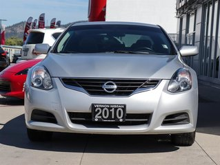 2010 Nissan Altima Coupe 2.5 S CVT Moonroof