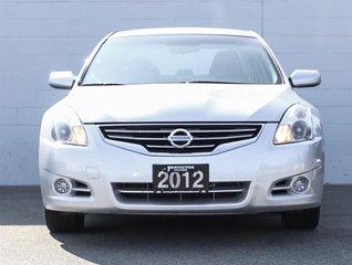 2012 Nissan Altima Sedan 2.5 S CVT